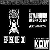 WWE Royal Rumble 2015 Breakdown - Shoot Wrestling Podcast - Episode 30