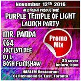DJ L - Purple Temple of Light - PROMO MIX