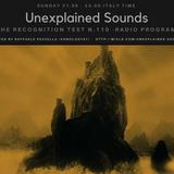 Unexplained Sounds - The Recognition Test # 110