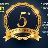 FUNKYGROOVE 5th Anniversary Mix