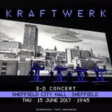 Kraftwerk - Sheffield City Hall, Sheffield, 2017-06-15