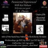 Paranormal Experienced with G. L. Davies 7.1.15