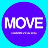 Move Radio Show by Diego Arce w/Creiciu Verdun