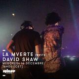 La Mverte invite David Shaw - 16 Décembre 2015