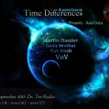 Martin Dassler @ Time Differences by Ani Onix / Ep.096 (September 2013)