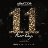 11 YEARS BEDROOM CLUB - Mixed By DiMO BG & Vasco C