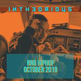 RnB & HipHop October Mix - @intheorious
