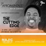 The Afromentals Mix #100 feat. during Derek Harpers Cutting Edge Sundays 8-10PM EST on MAJIC 107.5FM