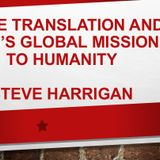Bible Translation and God's Global Mission to Humanity (Audio)