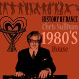 Portobello Radio Saturday Sessions @LondonWestBank with Chris Sullivan: The History Of Dance, House.