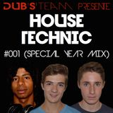 Dub's'Team - House Technic #001 (Special Year Mix)