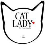 Cat Lady - com Nina Barcellos - 24 de agosto