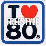 I Love 80's Freestyle Music II - DJ Carlos C4 Ramos