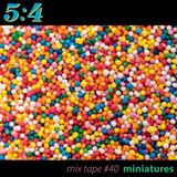 Mix Tape #40 : Miniatures