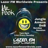 DnB>Jungle - Mr Pook - Lazer FM - 3rd Feb 2019
