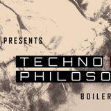 DJ SET @ ESCALIER LIEGE - BAD STATION PRESENT TECHNO PHILOSOPHY - 8/2/2017