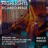 RICARDO REALE - HIGHLIGHTS - SEPTIEMBRE 2018