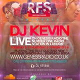 DRIVE TIME SHOW ON GENESIS RADIO WITH DJ KEVIN