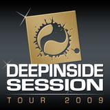 DEEPINSIDE SESSION TOUR 2009