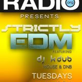 Live on Strictly EDM Radio Show [4.17.12]