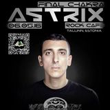 """The Sounds Of Pacilistrica (May 2016) - wurm-up set from """"Astrix in Tallinn, Final Chakra"""""""