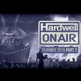 Hardwell - Yearmix 2015 Part 2