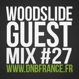 Guest Mix DnB France #27 / Mixed by Woodslide