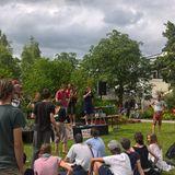 Bunter Protest @ Kurpark Murnau | 3. Juli 2016