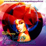 We Love Funk Musik  Selected & Mixed By Angel