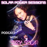 Solar Power Sessions 858 - Suzy Solar