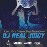 DJ Real Juicy - Disco Reinstatement (2013)