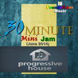 30-Minute PROGRESSIVE HOUSE Mini-Jam (June2014)