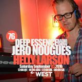 Helly Larson Deep Essence Radioshow