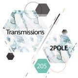 Boris - Transmissions 205 on TM Radio (guest mix 2Pole) - 21-Nov-2017