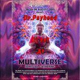 Dr. Psyhead dj set at Multiverse Spiritual Gathering