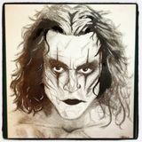 PP Drawcast 1 - The Crow portrait pt.3