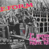 Burkett - ReForm 1st Birthday Set