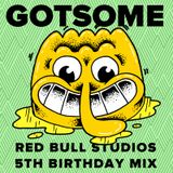 Red Bull Studios 5th Birthday Mix (5 Years of Bristol)