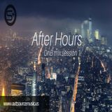 After Hours Vol 1. - OutSource [Atmospheric/ Liquid Drum and Bass Mix] 1 Hour Mix