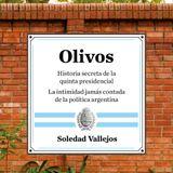 """#INVASIÓNdeBROLIS Con Soledad Vallejos por """"Olivos"""""""