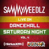 "Sammy Needlz LiVE! On ""Dancehall Saturday Night"" Vol. 4 // March 2014"
