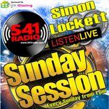 Simon Lockett - Sunday Session 10th MAY 2020 LIVE from S41 Radio