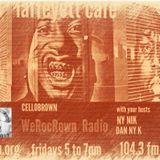 LAFFEYETT CAFE PRESENTS WeRocRown RADIO FT. EERIE CANAL