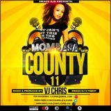 Mombasa County Vol. 11 MP3 - Vj Chris