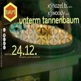 DJ Hazel B - DJ WOODY - unterm tannenbaum - 24.12.1994 - E-WERK BERLIN – Tape B (1)