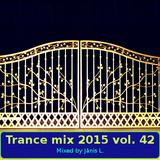 Trance mix 2015 vol. 42