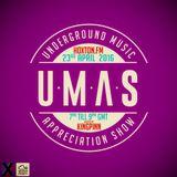UMAS APR16 on Hoxton.FM