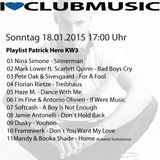 Patrick Hero - I LOVE CLUBMUSIC on BN Radio KW 03_15