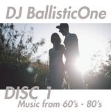 #SKTHEWEDDING Disc 1 ( 60s-80s) dj BallisticOne