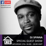 DJ Spinna - Special Guest Show 27th January 2018 - Full Set